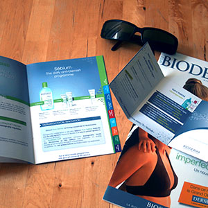 Bioderma : Brochures